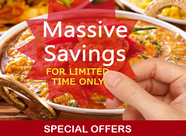 Simla Spice Indian Restaurant Special Offers
